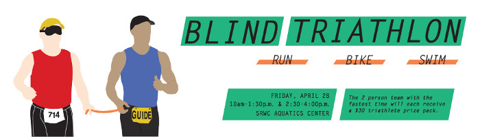 Triathlon: Stationary and Blind banner