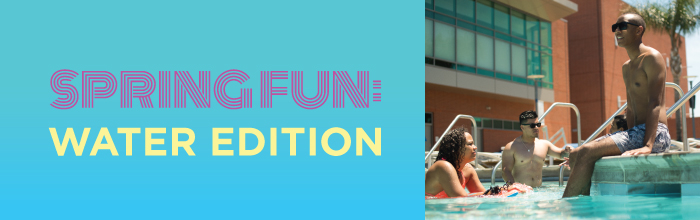spring fun water edition banner