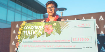 Owen's Condition for Tuition winner