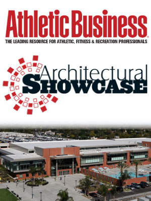 Athletic Business Architectural Showcase Award