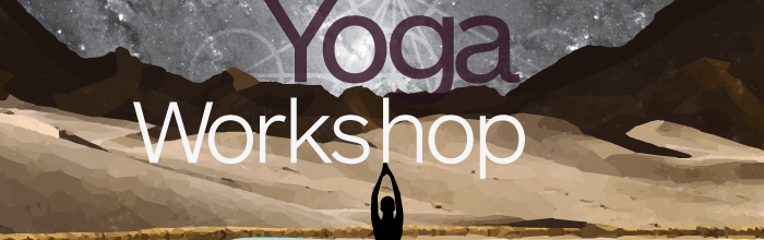 Yoga Workshop Banner