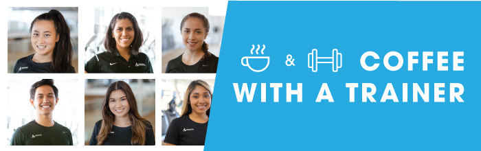 Coffee with a Trainer Series