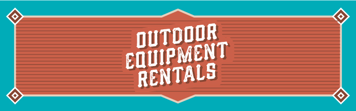 Outdoor Equipment Rental