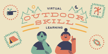 Outdoor Skill Learning Image